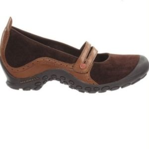 Marrell Leather and Suede Casual Shoes
